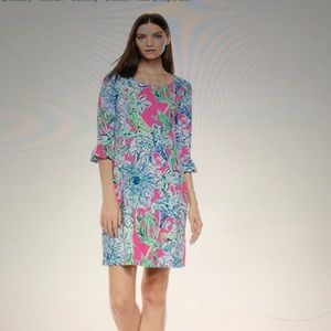 Sophie Ruffle Lilly Pulitzer Dress